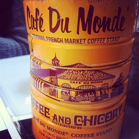 Coffee @ Brenda's French Soul Food