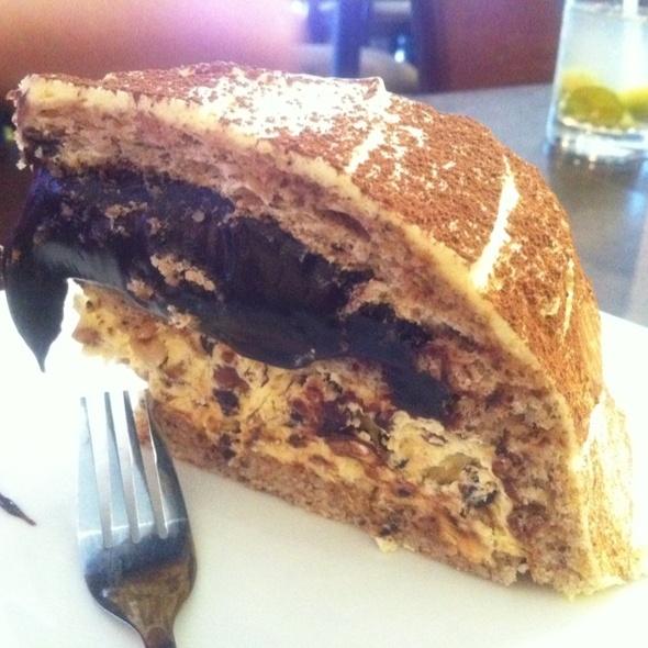 Hazelnut Chocolate Cake @ Suchan Deli