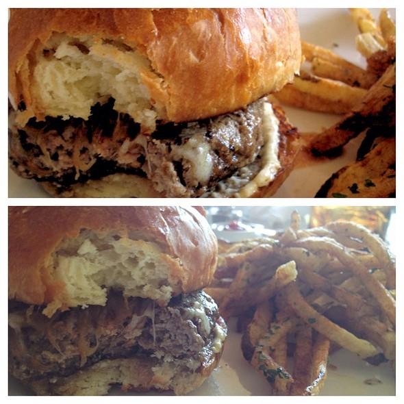 French Attitude Burger - Petite Jacqueline, Portland, ME