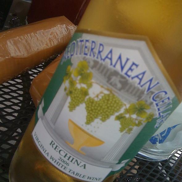 Recchina Wine 2006  @ Mediterranean Cellars LLC
