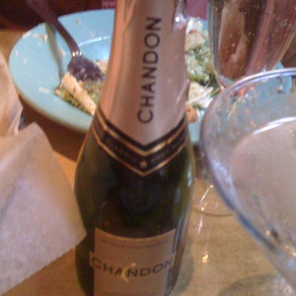 Chandon Champagne @ Silverado