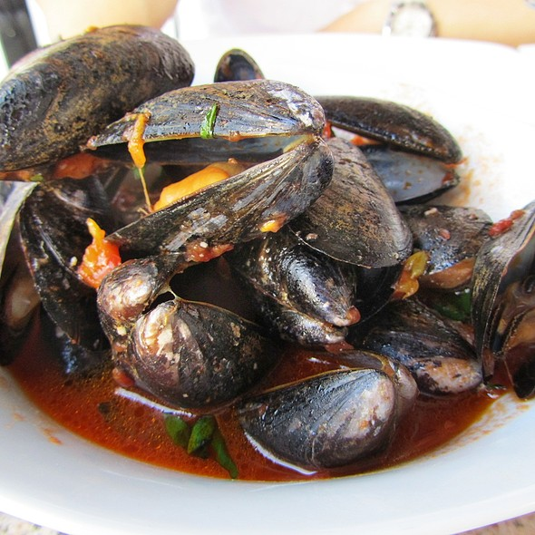 Steamed Mussels - Dimmi Bar and Trattoria, Toronto, ON