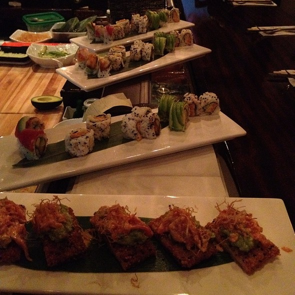 Sushi @ Ceetay