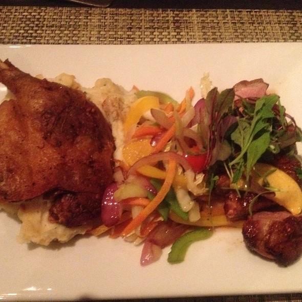 Dick 2 Ways  @ Isabella Restaurant