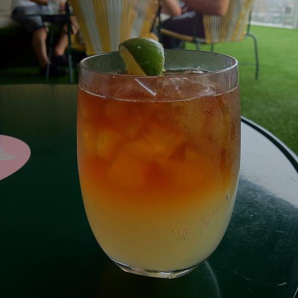 Tequila Sunrise @ Standard Grill