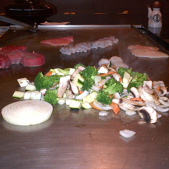 Teppanyaki @ Koto japanese steak house