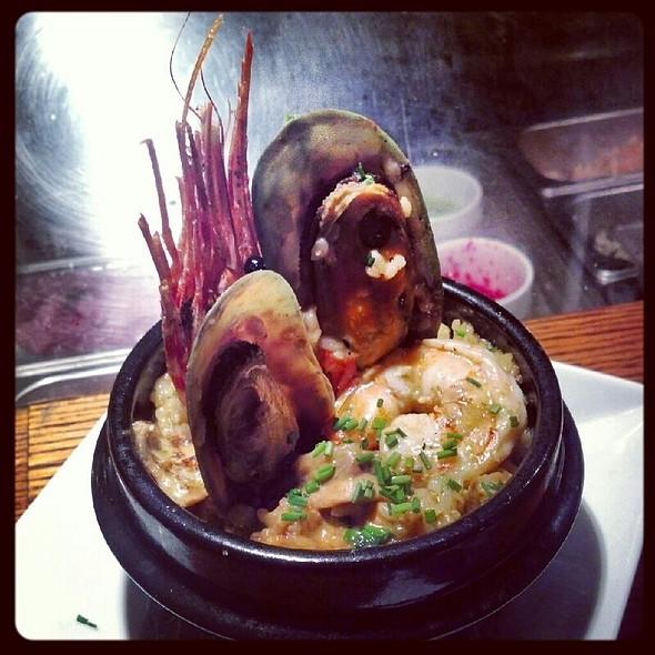 Seafood Paella @ Umai Umai