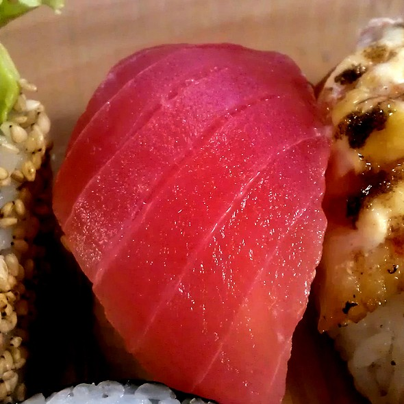 how to make tuna nigiri
