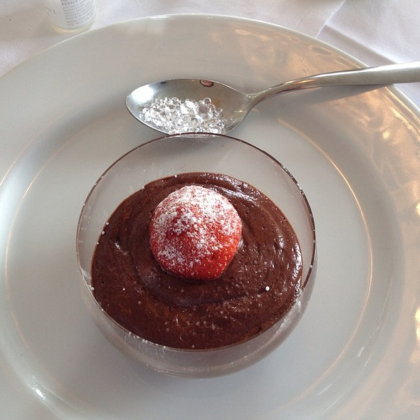 Chocolate Mousse @ Beaubery House