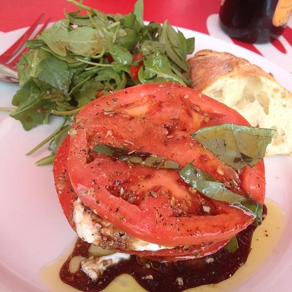 Caprese Salad @ Caffe Di Portici