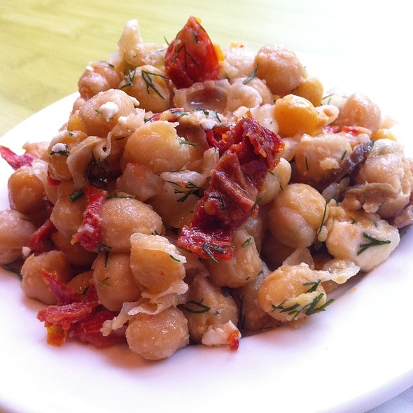 Chickpea Salad @ Fork:etc