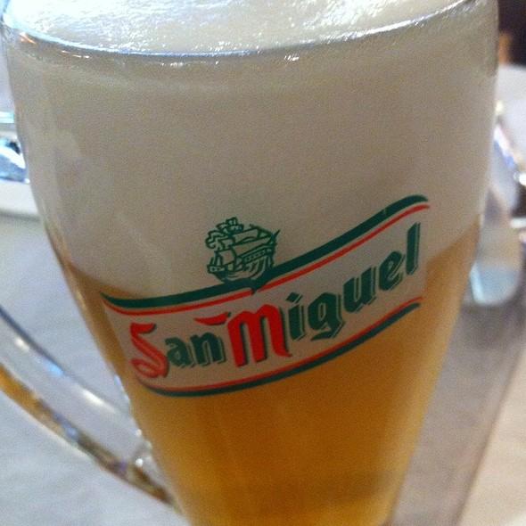 san miguel cerveza beer