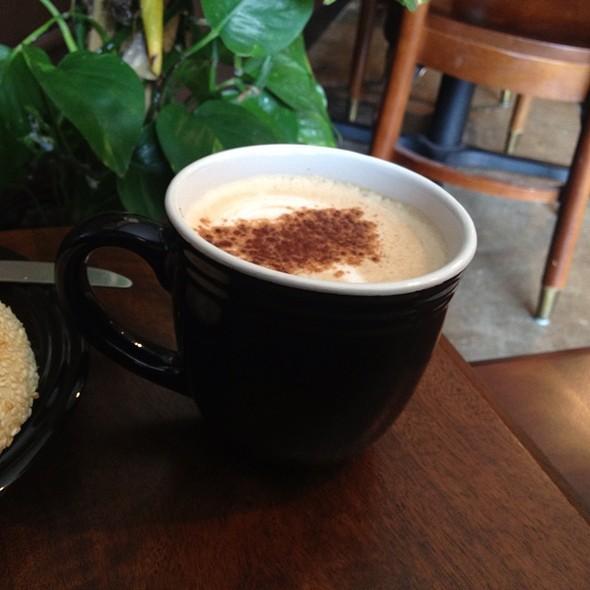 Chai Latte @ Cadence Coffee Company