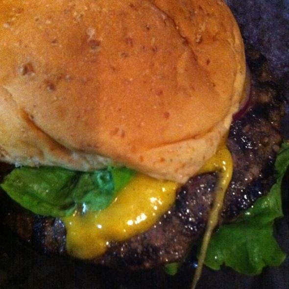 Hamburger @ Gourmet Burger