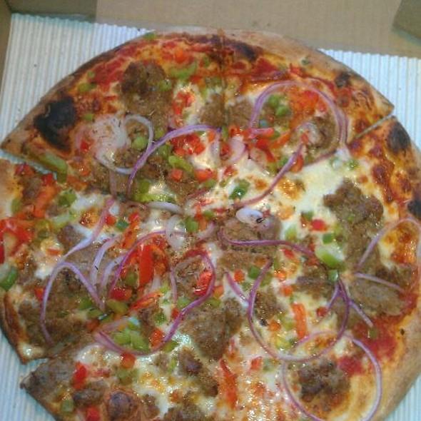 Rocky Balboa Pizza
