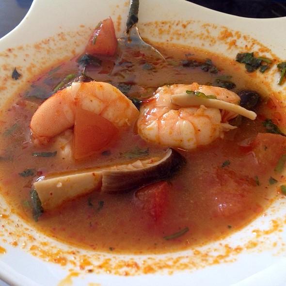 Tom Yum Goong @ Chai Thai Cuisine