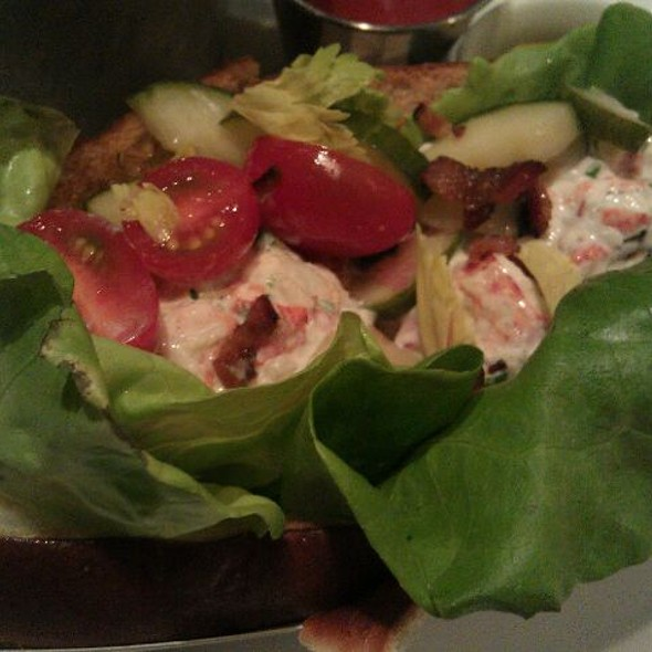 Lobster Roll (Sandwich) - Atlantic Grill Near Lincoln Center, New York, NY