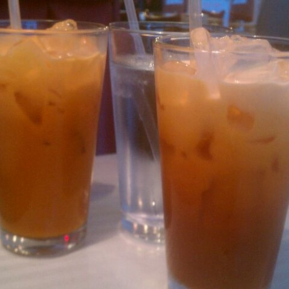 Thai Iced Tea @ Weera Thai Restaurant