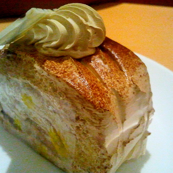 Ricotta Cappuccino Cake