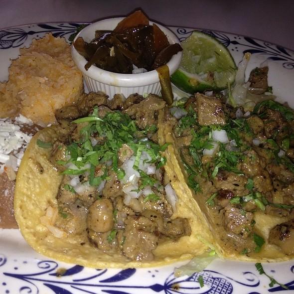 Rib-eye Tacos - Frida Restaurant Americana - Glendale, Glendale, CA