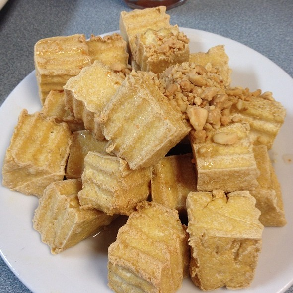 Fried Tofu @ Thai Thai Restaurant