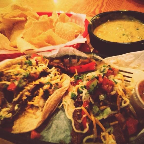 Beef Fajita Tacos @ Torchy's Tacos