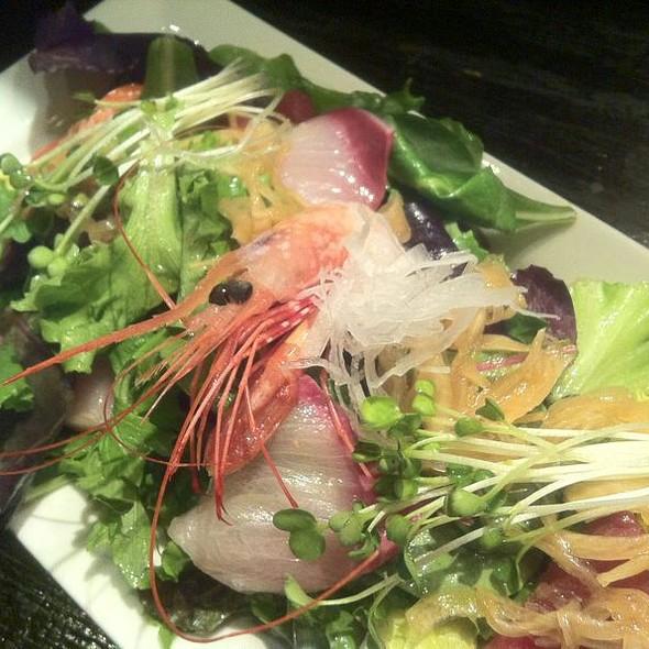 Sashimi Salad @ Hapa Izakaya