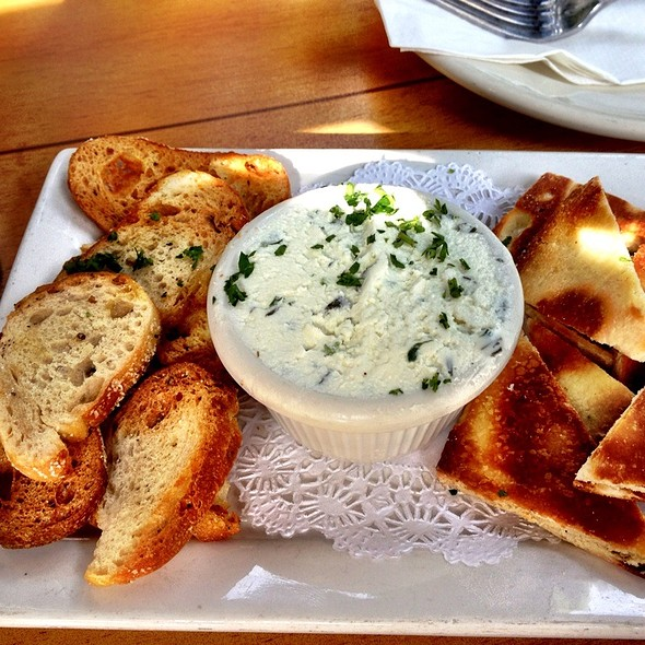 Goat Cheese Mousse - Maximilien, Seattle
