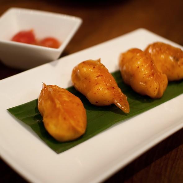 Phoenix dumplings @ Chefs Gallery