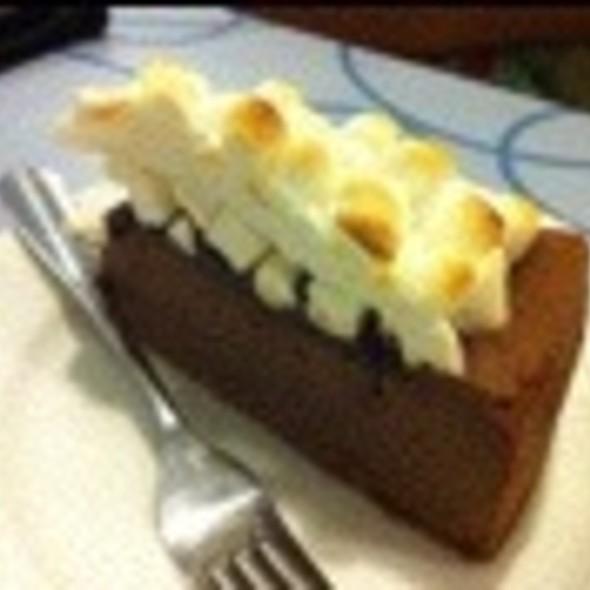 S'mores Cheesecake @ Calea