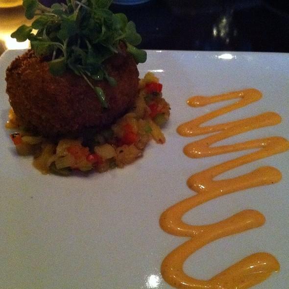 crab cake @ Thalia Restaurant