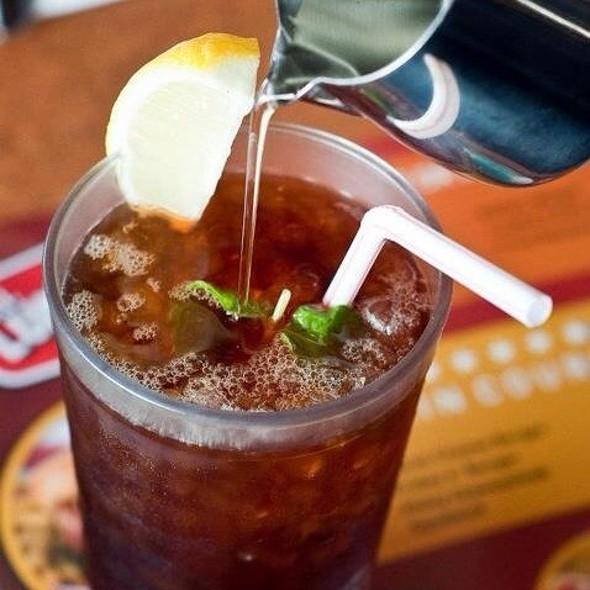 lemon iced tea @ T.G.I Friday's