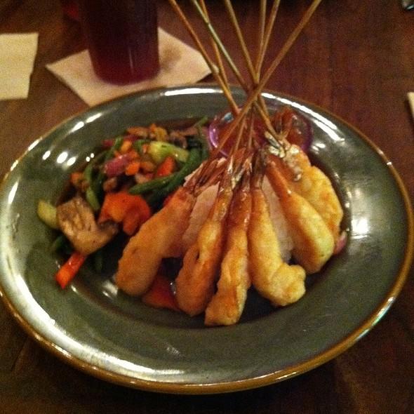 Tempura Shrimp @ Yak And Yeti