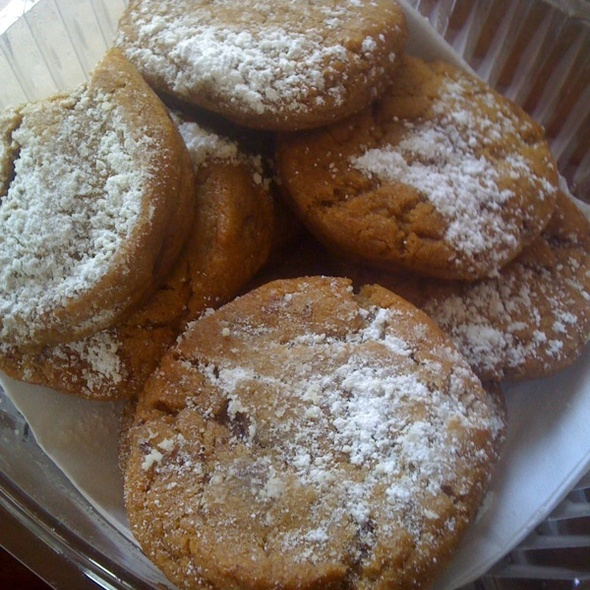 Chocolate Chip Cookies - Mariposa at Neiman Marcus - Coral Gables, Coral Gables, FL