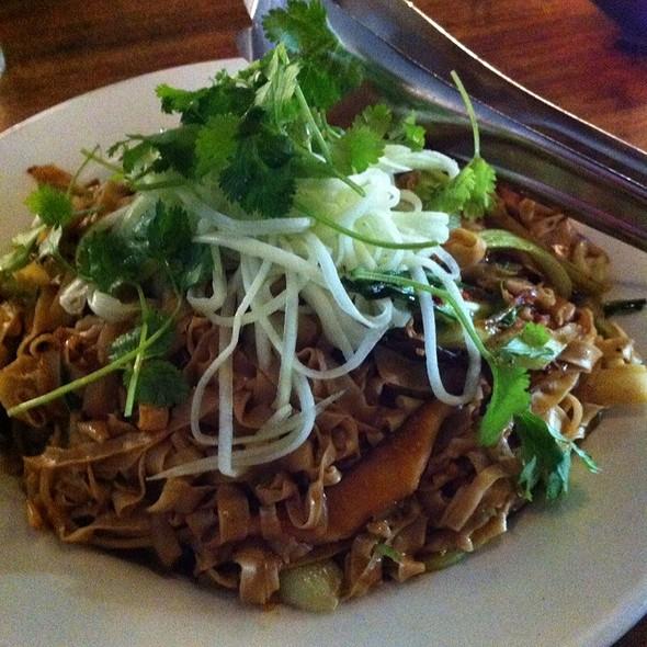 Mongolian Noodles - Wild Ginger - Bellevue, Bellevue, WA