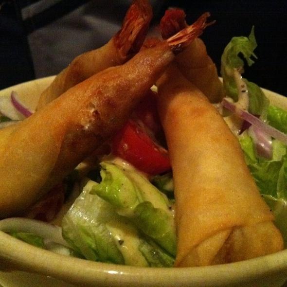 Blanket Shrimp @ Root Table