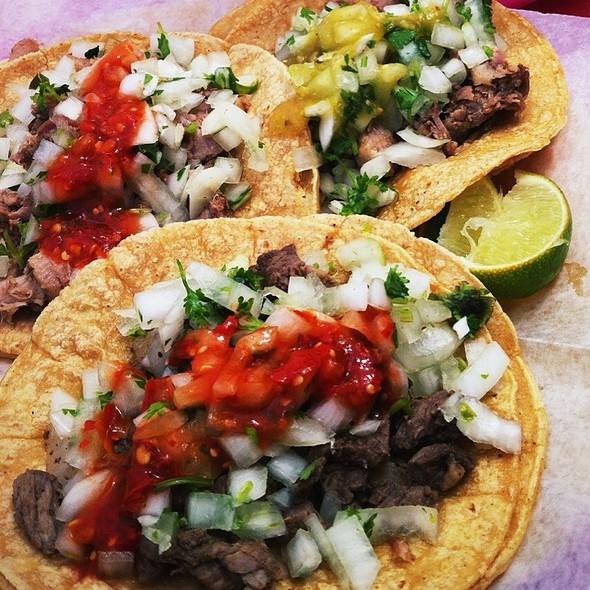 Steak Tacos @ Cedar Sol Hydro Farm