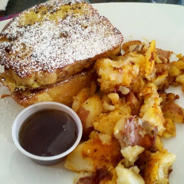PB&J French Toast @ Bellevue Bistro