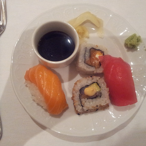 Sushi - Biltmore Brunch