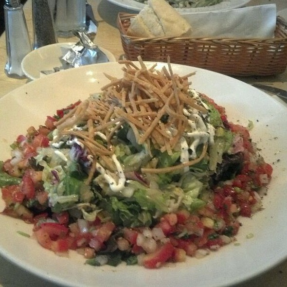 Mexican Tortilla Salad