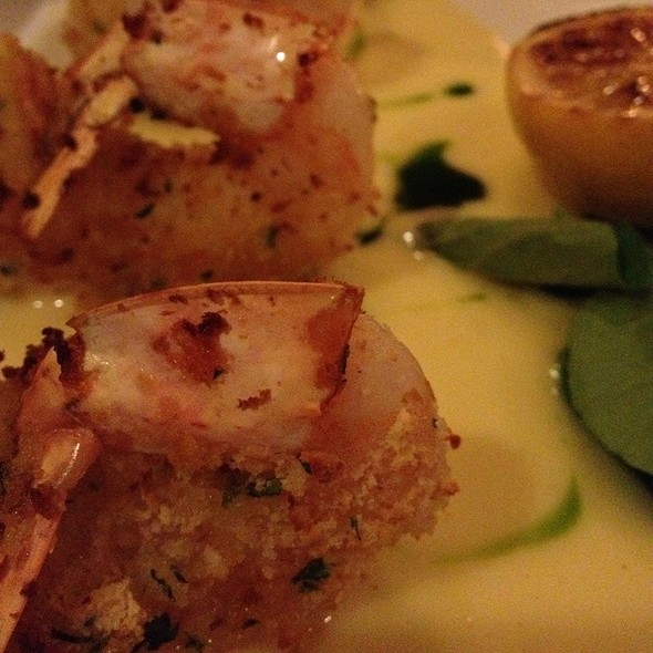 Shrimp Alexander - Morton's The Steakhouse - Ft. Lauderdale, Fort Lauderdale, FL