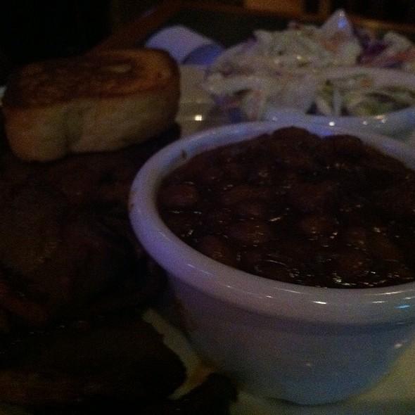 Beef Brisket @ Smokey Bones BBQ & Grill