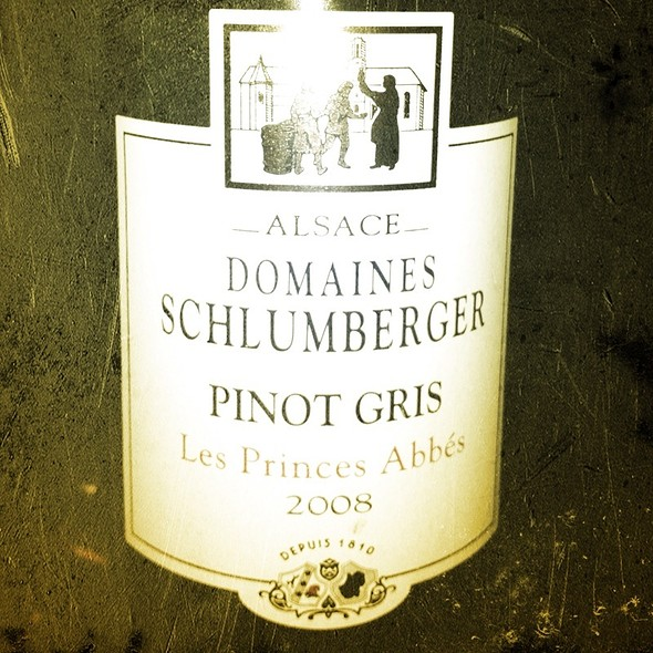 Fantastic Pino Gris From Alsace - La Bottega - Vail, Vail, CO
