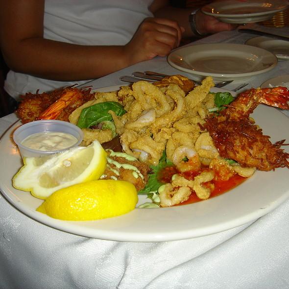 appetizer combo - Stonebridge Restaurant, Milford, CT