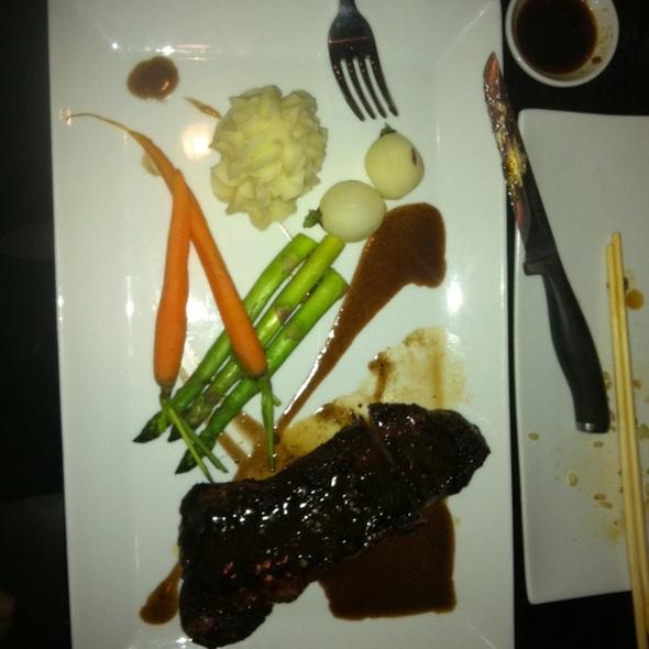 Wagu Steak @ Nozumi Asian Japanese Cuisine