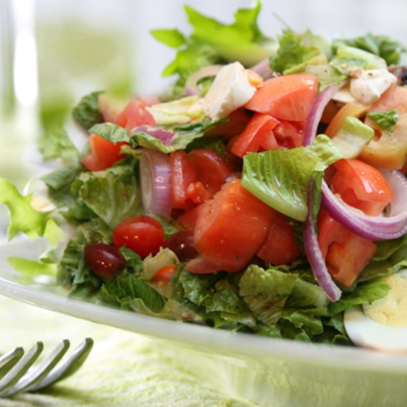 Vegetarian Tasting Menu @ Rumah Makan Lembur Kuring - Cengkareng