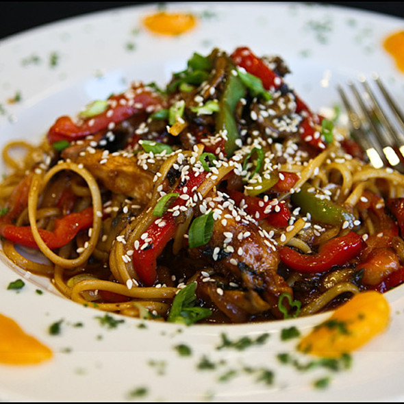 Beef noodle soup @ Bakmi Kepiting Achai 48