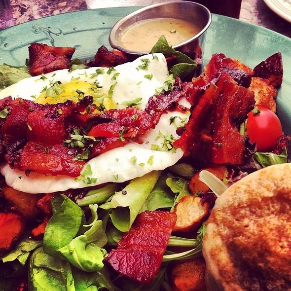 The Garden Breakfast