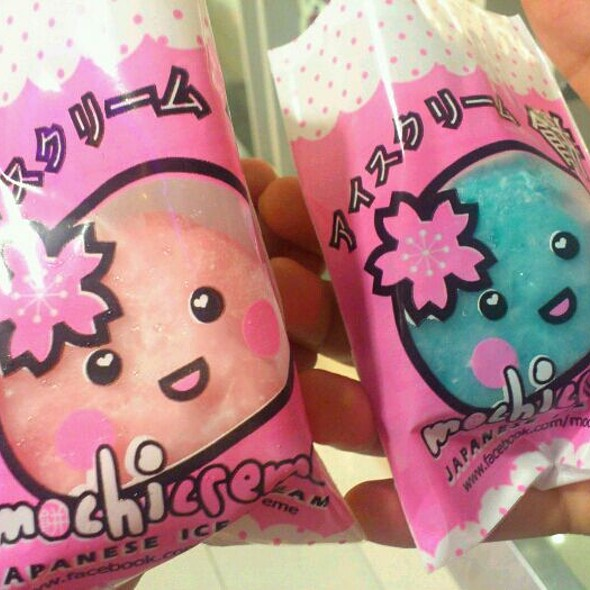 Mochi Cream @ Mega Mall