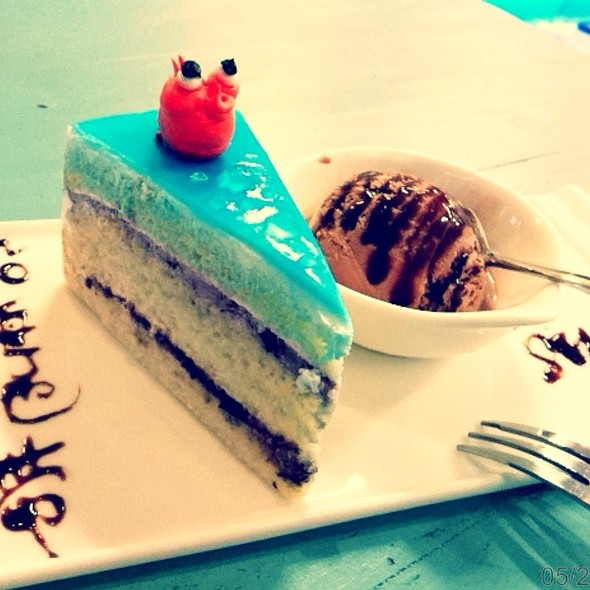 Cake @ By The Sea Lifestyle Store